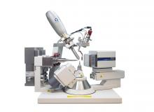 Powerful single crystal X-ray diffractometer