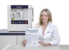 Benchtop single crystal X-ray diffractometer