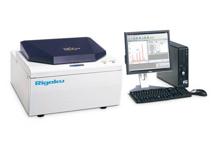 NEX CG Cartesian EDXRF spectrometer