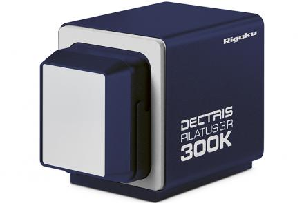 HPAD X-ray detector from DECTRIS