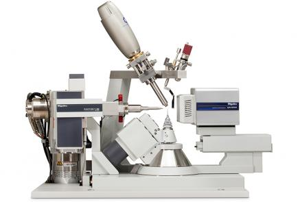High-flux single crystal X-ray diffractometer