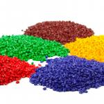 Polymers, plastics and rubber